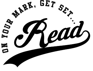 On your mark...get set...READ!