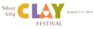 Silver City Clay Festival Logo