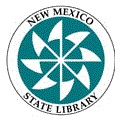 NM State Library Logo
