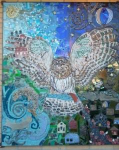 """Bless Me, Ultima"" mural"