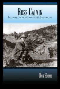 cover of the book Ross Calvin: Interpreter of the American Southwest