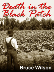 cover of Death in the Black Patch