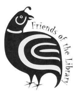 Friends of the Silver City Public Library Logo