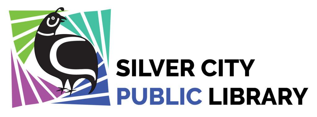Silver City Public Library logo